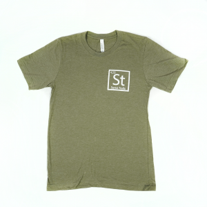 Sensi Trail PERIODIC TABLE TEE SHIRT
