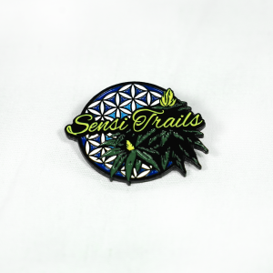 Sensi Trails Prohibition Hat Pin